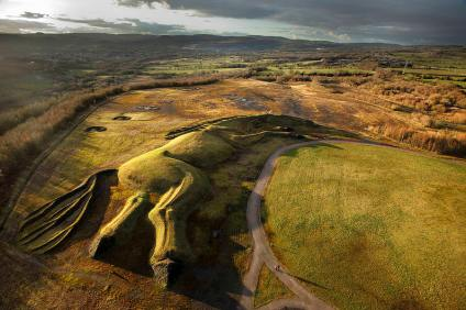 view-of-sultant-earthwork-and-neighbouring-caerphilly