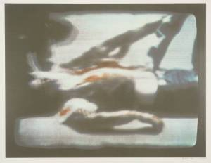 Kent State 1970 by Richard Hamilton 1922-2011